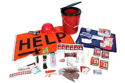 Guardian Skqk Earthquake Emergency Kit Tools First Aid Communication Food Water