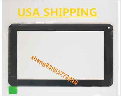 USA-New Touch Screen Digitizer Glass Panel for DigiLand DL718M 7 Inch Tablet Z9K