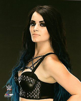 "PAIGE WWE PHOTO BRAND NEW STUDIO 8x10"" OFFICIAL WRESTLING PROMO"