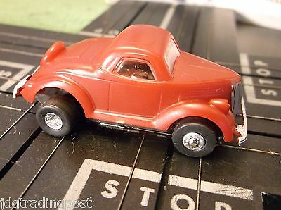 MINT Ford Coupe JL Tough Ones Chassis T Jet Race Track Slot Car