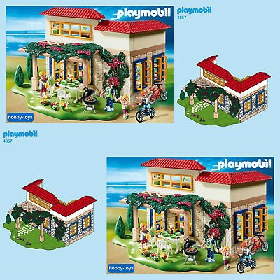 Playmobil * HOLIDAY HOME 4857 * Spares Parts * Max UK P&P £1.99 Per Order *