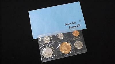 1983 Denver Souvenir Coin Set United States Mint Uncirculated