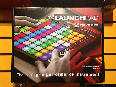 Novation Launchpad Mk2 - Legendary MIDI Controller for Ableton