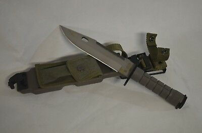 Heavy Duty Military Saber  M9 MK140179 Knife With Sheath Outdoor Tool