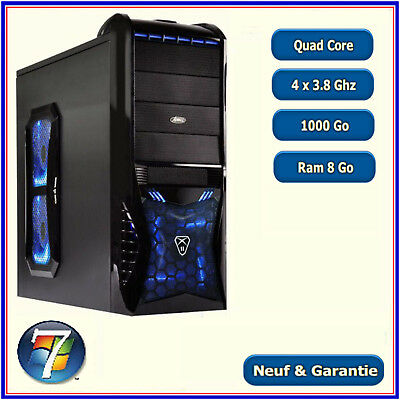 PC Gamer - A8 7600  - 4 x 3.1 Ghz - 1000Go - Ram 8 Go - Windows 7