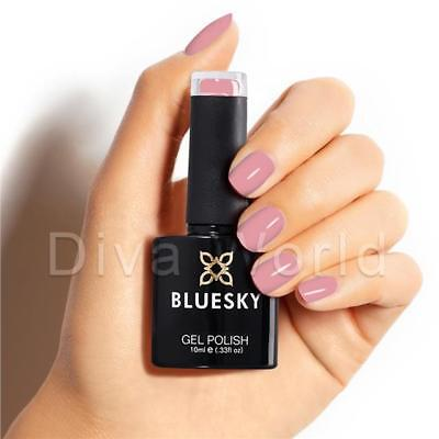 Bluesky 80622 BE DEMURE UV/LED Soak Off Gel Nail Polish Free Postage