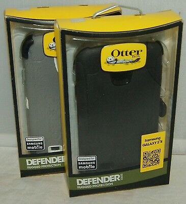 Otterbox Defender Series case & Holster clip for Samsung Galaxy S4