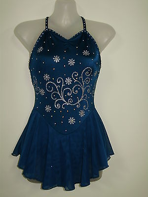 Ice Skating / Dance/rhythmic Gymnastics  Costume Size 10 New