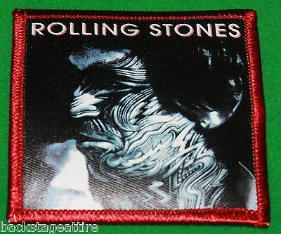 Rolling Stones Tattoo You Keith Richards Iron/Sew On Patch Badge Applique-New!