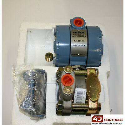 Rosemount 1151GP4S22B1I7 1151GP Pressure Transmitter - New Surplus Open