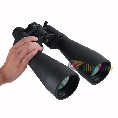 SAKURA 70mm Tube 20x-180x100 Super Zoom Night Vision Binoculars Waterproof【AU】
