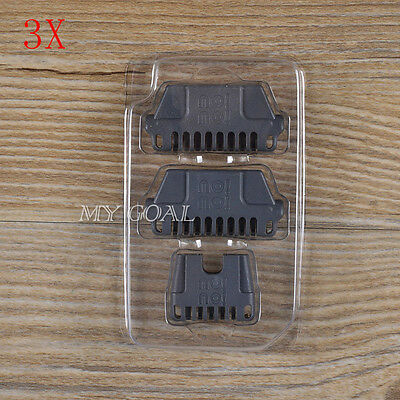 3X Hair Removal Thermicon Tips Replacement Blades For NoNo 8800 Pro3 Pro5