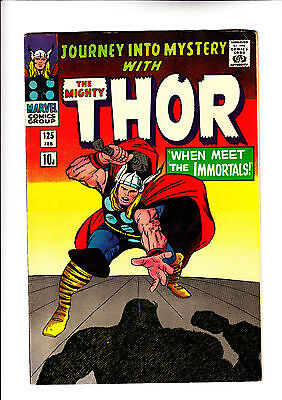 Journey into Mystery 125 Thor