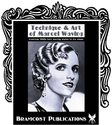 1920s Hairstyle Book (Vintage Marcel Hairstyling)