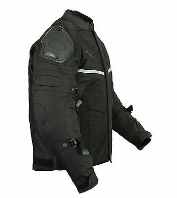 Motorcycle Motorbike Motor bike Clothing Jacket Textile CE Armoured