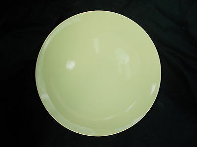 Ikea LIME GREEN Dinner Plate. Diameter 10 5/8 inches. 27 cms