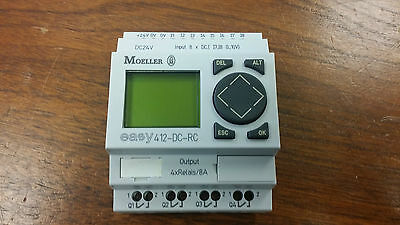 Moeller Easy-412-Dc-Rc Control Relay