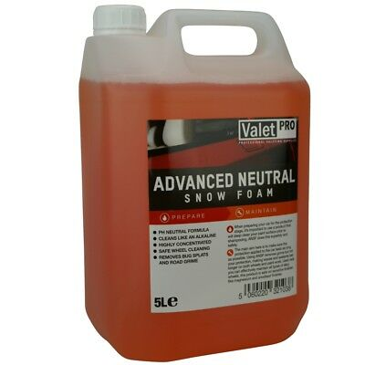 ValetPRO Advanced Snow Foam Shampoo 5 Liter,  6,99 EUR / Liter