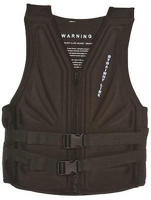 Half Price! Straight Line Moulded Watersports Impact Vest, Small. 12864