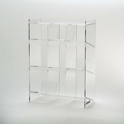 Acrylic Tube Rack with Hanger for LabWall 1 ea