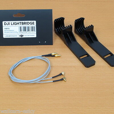 DJI Lightbridge Part LTBG-6 Air Antenna Extension & Panel Antenna Holder