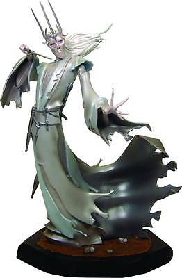 Gentle Giant Lord of the Rings Animated Maquette Ringwraith