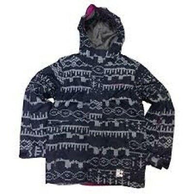 Dare2b Contemplate Kids Girls Waterproof B'able Ared 5000 Ski Jacket Navy 11-12