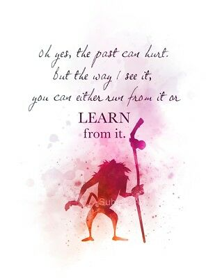 Art Print The Lion King Quote Nursery Disney Remember Who You Are