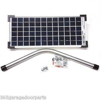 GTO FM123 Access Systems 10 Watts Solar Powered Battery Charger