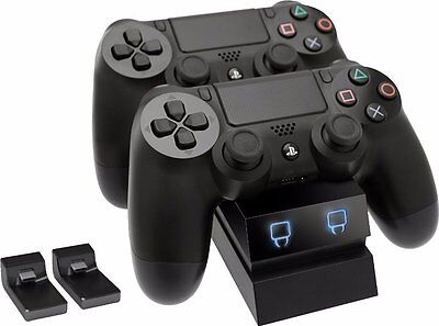 Venom PlayStation 4 DualShock 4 Controller Twin Charging Station - VS2732R