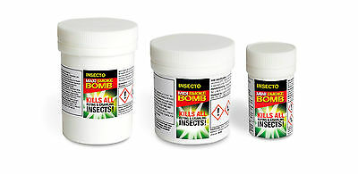 Clothes Moth Bomb Killer Fogger Insect Smoke Treatment Poison carpet Moth IN