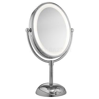 Conair CBE51LEDA LED Lighted Beauty Mirror Cordless Double Sided illuminated