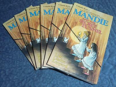 Guided Reading: Set of 6 Mandie & the Secret Tunnel