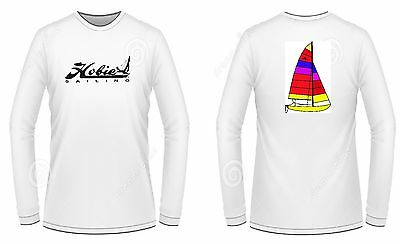 Hobie Cat Sailing  Long Sleeve T-Shirt
