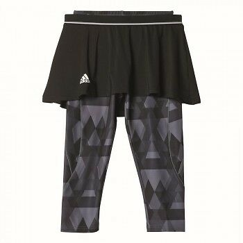 Adidas Tennis Club Trend Rock-Leggings, Damen