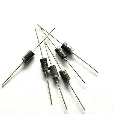 10pcs 1N5820 3A 20V Schottky Diode NEW