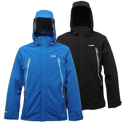 Regatta Highgate Mens Isotex 15000 Stretch Waterproof Breathable Hooded Jacket