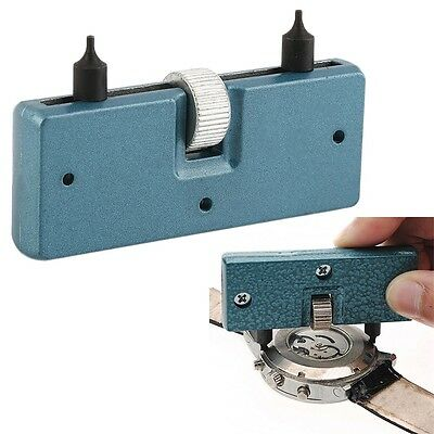 Watch Repair Tool Adjustable Back Case Opener Cover Remover Watchmaker GT