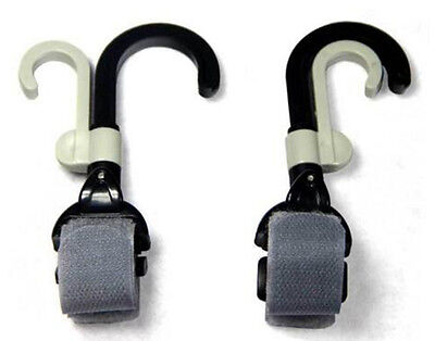 2PCs Baby  Hook Stroller Accessories Pram Hooks Hanger For Baby Carriage