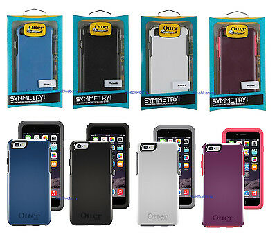 New OtterBox Symmetry Series Case For iPhone 6 & iPhone 6s Retail Package