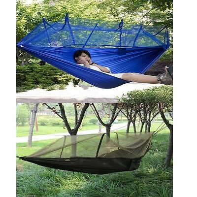 Travel Jungle Camping Hammock Mosquito Net Portable Outdoor Jungle Camp SPT