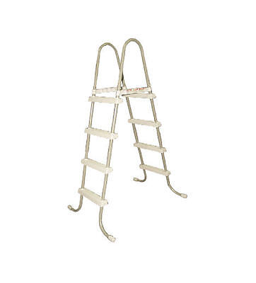 """Guc!! Intex P/n 10903 Above Ground Pool Ladder For 48"""" Tall Pools"""