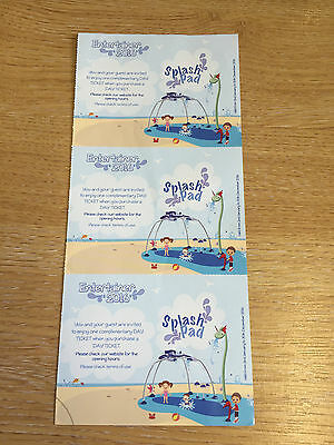 Splash Pad  Entertainer Dubai 2016 6 Vouchers Save Money Buy One Get One Free