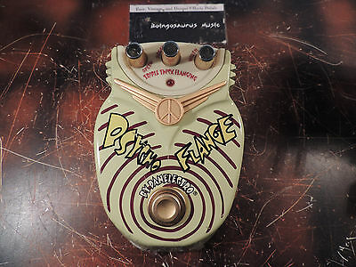 Danelectro Psycho Flange Flanger Effects Pedal Free Shipping Rare!!!