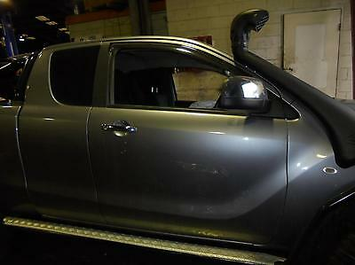 Mazda Bt50 Right Front Door Window Single/freestyle Cab, 10/11- 11 12 13 14 15