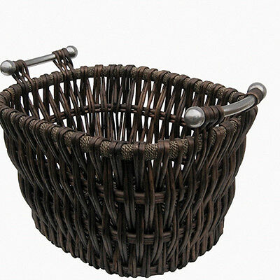 Manor Reproductions Bampton Log Basket 550x 440