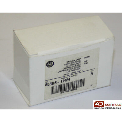 Allen Bradley 855BS-LH24 ACCESSORY,LAMP 24V AC/DC - New Surplus Open - Series A