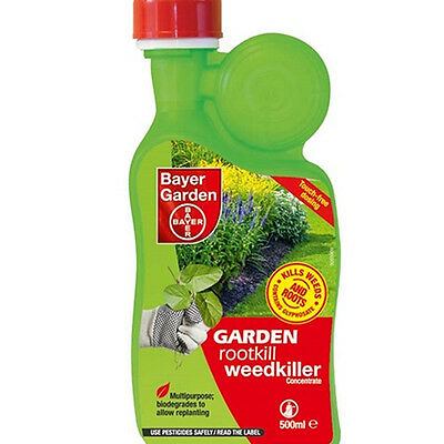 Bayer Garden Rootkill Concentrated 500ml