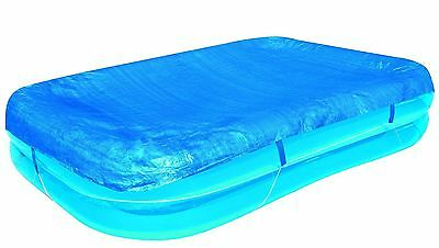 "Bestway 110 x 72"" Pool Protector Cover fits 2.62m X 1.75m  X 50.5cm size Pool"