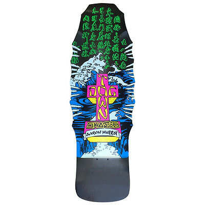 Dogtown Skateboards Aaron Murray Re Issue Deck - 10.25 X 31 - New 80S Old Skool